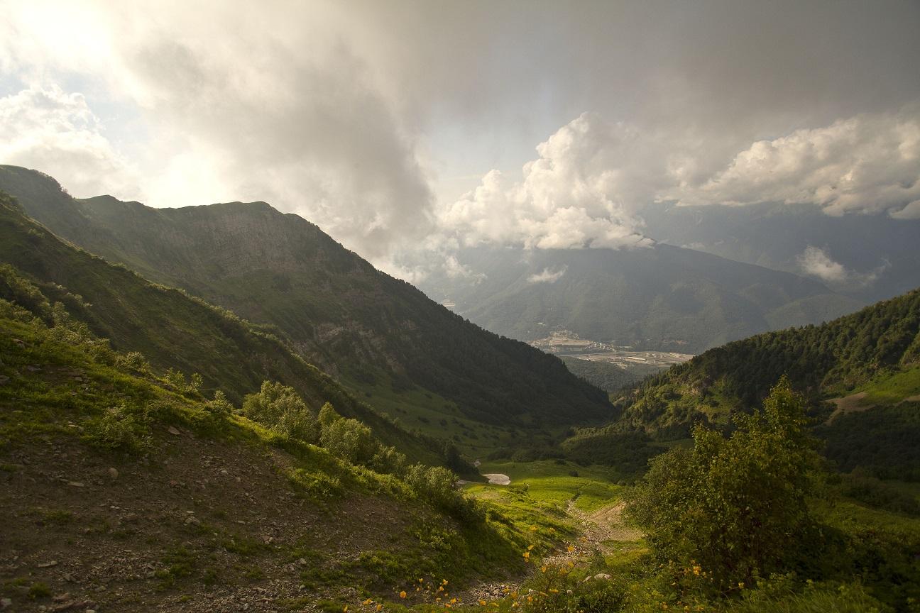 Горки Город_альпийские луга
