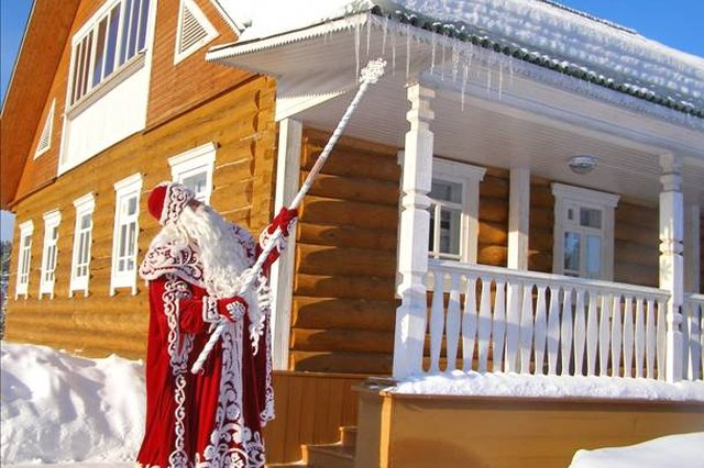 вотчина Деда Мороза, Великий Устюг