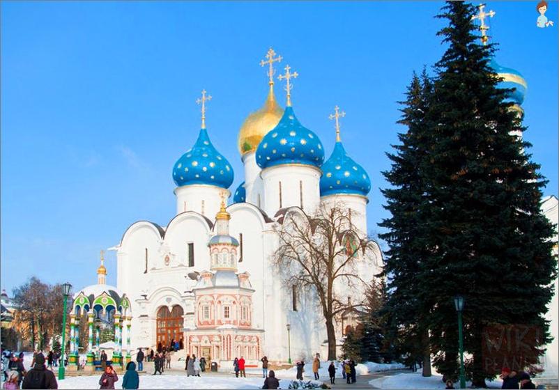 Сергиев Посад, Рождество