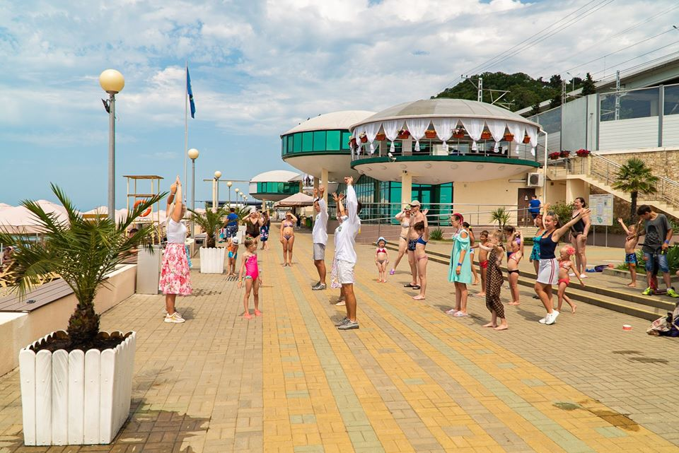 Отель Alean Family Resort & Spa Sputnik 4* Сочи