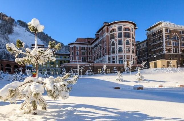 Отель Долина 960, Красная Поляна